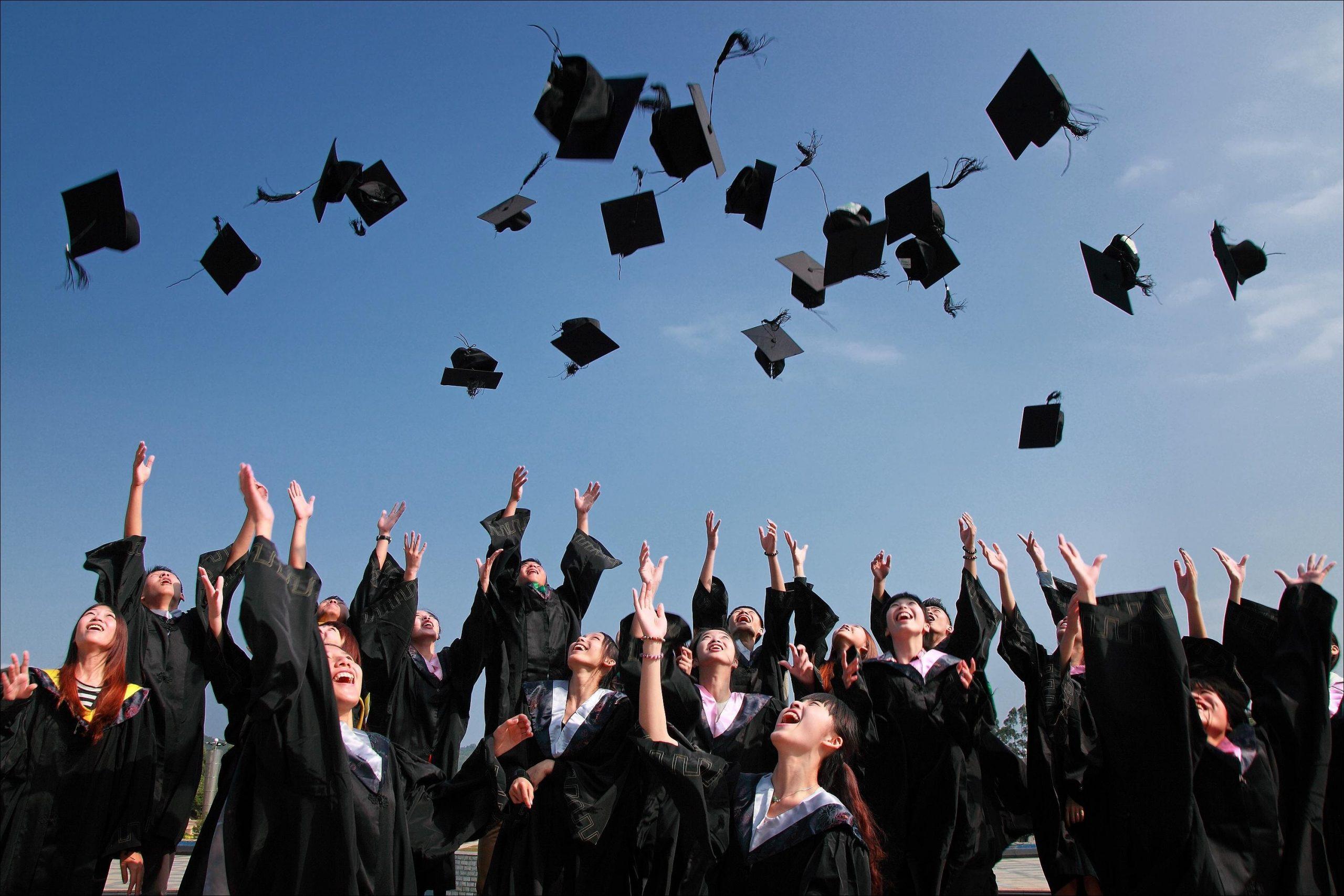 Class of 2021 Graduates' Post High School Plans